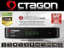 OCTAGON SX88 H.265 HEVC HD Sat / IP Multistream Receiver IPTV + SAT