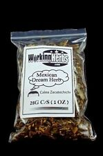 Mexican Dream Herb c/s (Calea Zacatechichi) 1 oz bag wildharvested