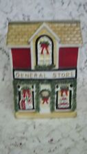 Yankee Candle Cermaic General Store Jar Holder D-5