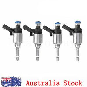 4Pcs Fuel Injectors 06H906036G Fit VW Tiguan Golf GTI VI 6 2.0 TSI Audi A3 S3
