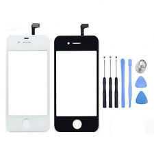 Front Touch Screen Outer Digitizer TP Replacement For iPhone 4 4S With Tools New