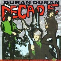 Duran Duran Decade (compilation, 1989) [CD]