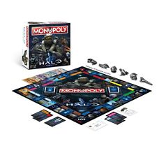 MONOPOLY - HALO - Winning Moves 44628 - NEU