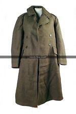 Manteau Militaire - Capote Militaire Armée Canadienne  1945