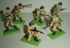 Canadian 1st Division   ARGENTINA DSG Plastic Toy Soldiers set Britains