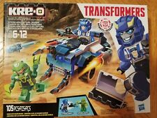 Kre-o Transformers Strongarm Capture Cruiser Construction Kit 105 pcs New Sealed