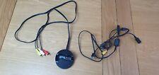 Sony USB Cradle DCRA-C230 Handycam Docking Station AV leads
