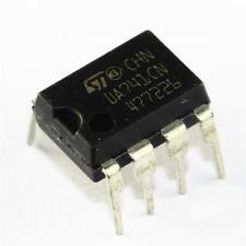 20PCS UA741CN DIP-8 UA741 LM741 ST OPERATIONAL AMPLIFIERS IC
