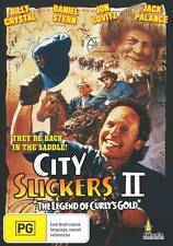 CITY SLICKERS 2 - BILLY CRYSTAL - NEW & SEALED REGION 4 DVD - FREE LOCAL POST
