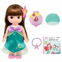 REMIN & SOLAN Solan Basic Set Disney Little Mermaid Ariel Doll F/S w/Tracking#