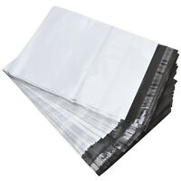 1000 6X9 White Poly Mailers Self Sealing Shipping Envelopes Plastic Bags 2.5 Mil