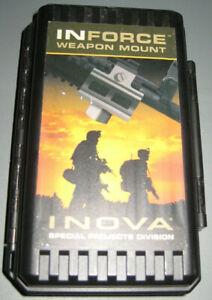 Inforce Weapon Rail Picatinny Mount for flashlight INOVA BC1571
