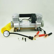 451715 12V DC Resistente Profesional Compresor De Aire Garaje Inflador Coche