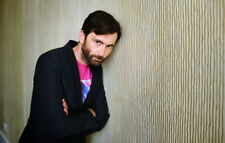 """002 DAVID TENNANT - Doctor Who UK Actor 21""""x14"""" Poster"""