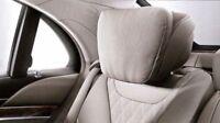 Kissen Wadenstütze hinten Mercedes S-KLASSE W222 A2229240100 Fondkissenbezug