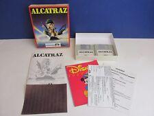 vintage ALCATRAZ PC IBM video game COMPLETE BOX edition INFOGRAMES x41