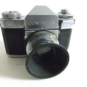 Sammlerauflösung- ZEISS IKON CONTAFLEX   Kamera 1: 2,6 / 1 - 40 mm Objektiv