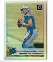2019 Donruss Optic Football Rated Rookie Holo #189 Easton Stick