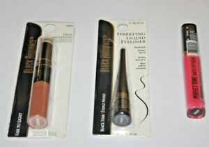 Black Radiance True Complexion CA8006 & Liquid Eyeliner CA6424 +Lip Creme New