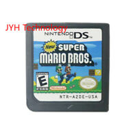 New Super Mario Bros (Nintendo DS,2006) USA Game Card For 3DS 2DS DS XL Gift