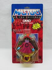 MOTU,VINTAGE,ORKO,Masters of the Universe,MOC,carded,sealed,figure,He-Man