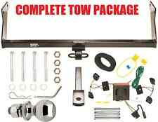 08-12 DODGE CALIBER COMPLETE TRAILER HITCH RECEIVER TOW PACKAGE ~ FAST SHIPP NEW