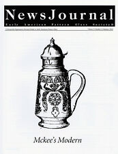 Early American Pattern Glass Society NewsJournal 9-2