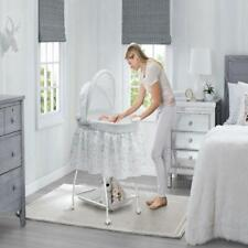 Bed Crib Toddler Children Baby Ultimate Sweet Beginnings Adjustable Canopy New