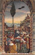 Piccolomini in Ancona per Affrettare la Crociata, Decimo Quadro