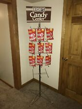Floor Standing 5 Tier Rotating Store Display Snack Potato Chip Candy Tree Rack