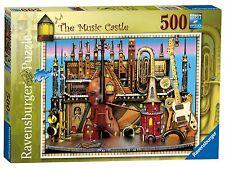 NUOVO! Ravensburger La musica Castello da Colin Thompson Puzzle 500 PEZZI