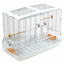 Large Bird Cage for Budgies Canaries Lovebirds Finches Deep Tray Accessories