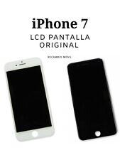 Original full screen iphone 7 4,7' lcd + touch a1660 a1778 a1779 white/black