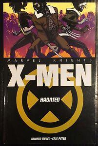 Marvel Knights X-Men Haunted NM- Marvel Comics 9781846535864