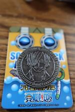 One Piece Sanji Coin/Metal JWorld