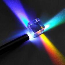 10PCS 20X20X17mm Defective Cross Dichroic Cube Optical Beam Splitter Prism