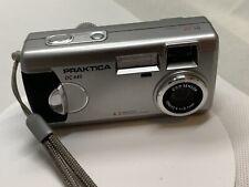 PRAKTICA DC 440 4.0MP Digital Camera - Silver