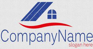 Fertiges Logo #036 Template inkl. Vektorgrafik, Firma, Real Estate, Immobilien