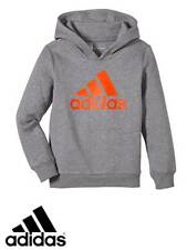 adidas Performance Junior Logo Hooded Sweatshirt Hoody S16464 Delivery Height 140cm (age 9-10 Years)