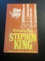 Discovering Stephen King By Darrell Schweitzer