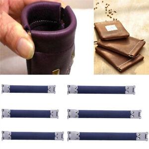 1/10pc Metal Internal Flex Frames Handbag Handle Clasp Bag Coin Purse DIY Sewing