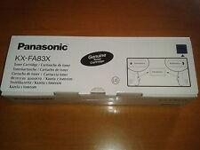 Toner ORIGINALE KX-FA83X per Fax PANASONIC KX-FL511 / KX-FL541 / KX-FL611