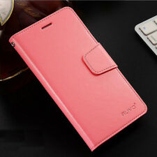 For iphone 4 5 SE 6 6S 7 8 X Luxury Business Slim Leather Case Flip Wallet Cover
