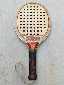 🔥 Marcraft • Doug Russell • Sorba APTA Approved • Paddle Pickle Ball Racquet