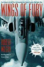 Wings of Fury Wilcox, Robert K. Hardcover