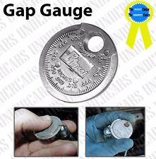 "TOOL SPARK PLUG GAP GAUGE 1.5"" DIAMETER GAPPER OPENER FEELERTAPER"