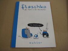 """Flaschko - der Mann in der Heizdecke - Mahler - """"WIE NEU"""""""