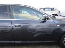 Tür vorne rechts Audi A6 4F AUSTERNGRAU LZ7Q grau