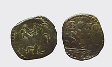 BOLOGNA - URBANO VIII 1623-1644 -AE/ QUATTRINO 1633   RARA !