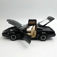 1:18 HOT WHEELS Super Elite Knight Rider KITT with Voicebox and Lights Mattel